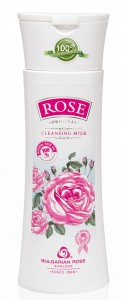 Mleczko do demakiażu Rose, 150 ml